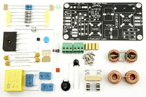 Power Line Filter for Audio DIY Kit 1A