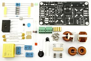Power Line Filter for Audio DIY Kit 2A