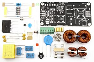 Power Line Filter for Audio DIY Kit 4A