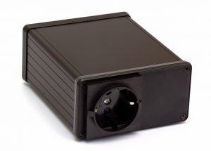 EMI Filter for Audio - Cased, Euro SCHUKO